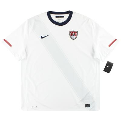 2010-11 USA Nike Home Shirt *w/tags* XXL