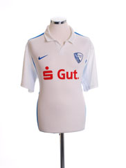2010-11 VfL Bochum Away Shirt *Mint* L