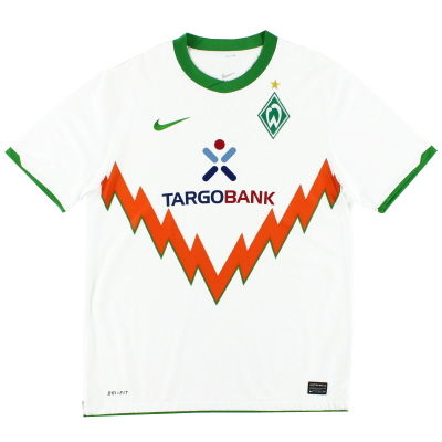2010-11 Werder Bremen Away Shirt S
