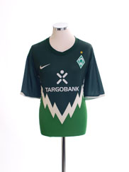2010-11 Werder Bremen Home Shirt L.Boys