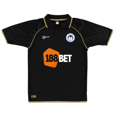 2010-11 Wigan Away Shirt S