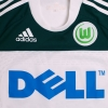2010-11 Wolfsburg Formotion Home Shirt L/S S