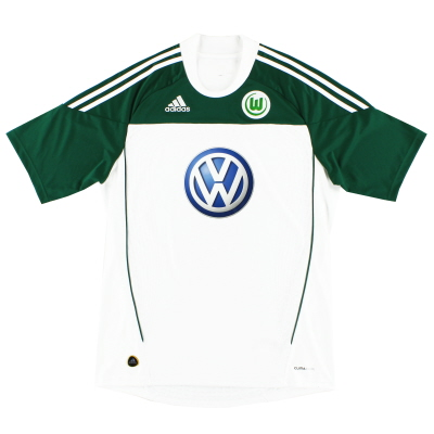 2010-11 Wolfsburg Home Shirt XXL