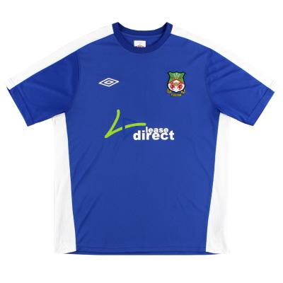 2010-11 Wrexham Away Shirt *Mint* L