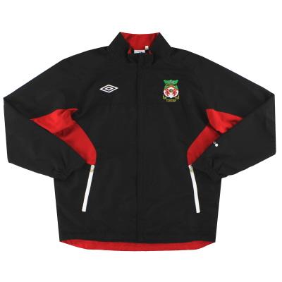2010-11 Wrexham Umbro Training Jacket L