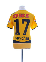 2010-11 Young Boys Home Shirt Spycher #17 M