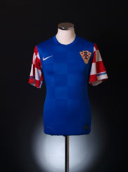 2010-12 Croatia Away Shirt XL