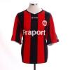 2010-12 Eintracht Frankfurt Home Shirt Fenin #17 L