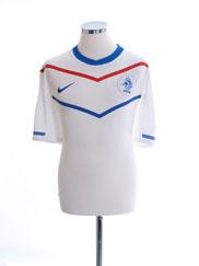 2010-12 Holland Away Shirt S.Boys