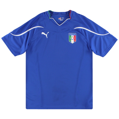 2010-12 Italy Puma Supporters Shirt L