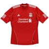 2010-12 Liverpool Home Shirt Gerrard #8 *Mint* L