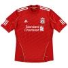 2010-12 Liverpool Home Shirt Meireles #4 M