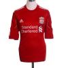 2010-12 Liverpool Home Shirt Suarez #7 XL