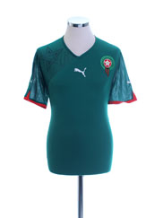 2010-12 Morocco Home Shirt #4 M