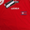 2010-12 North Korea World Cup Home Shirt *BNIB*