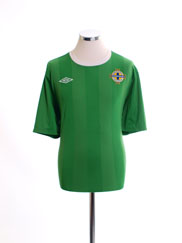 2010-12 Northern Ireland Home Shirt XL
