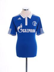 2010-12 Schalke Home Shirt *Mint* XL.Boys