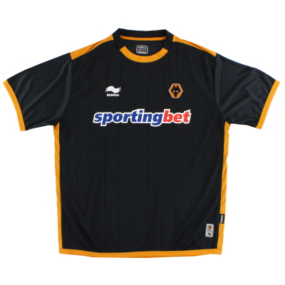 2010-12 Wolves Away Shirt XL