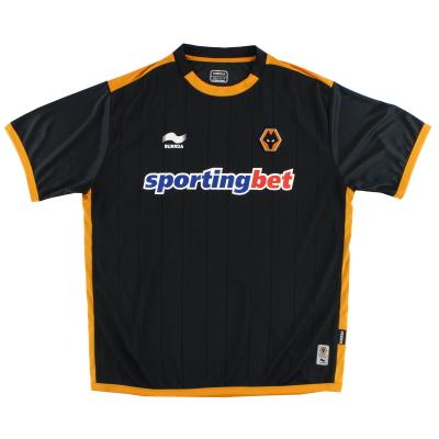 2010-12 Wolves Away Shirt XL