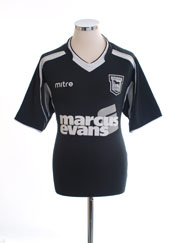 2010-13 Ipswich Away Shirt L