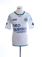 2010 Goias Away Shirt #11 L
