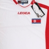 2010 North Korea Pre World Cup Away Shirt *BNIB*