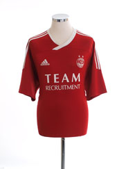 2011-12 Aberdeen Home Shirt XL