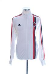 2011-12 AC Milan adidas Training Jacket M