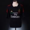 2011-12 AC Milan Third Shirt Ibrahimovic #11 XL