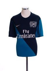 2011-12 Arsenal '125th Anniversary' Away Shirt L