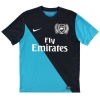2011-12 Arsenal '125th Anniversary' Shirt v.Persie #10 XL