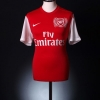 2011-12 Arsenal '125th Anniversary' Home Shirt v.Persie #10 L