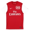 2011-12 Arsenal Home Shirt Vermaelen #5 M
