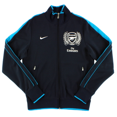 2011-12 Arsenal Nike N98 Track Jacket S
