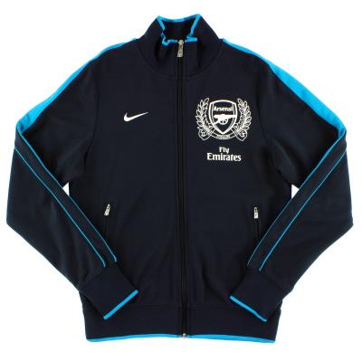 2011-12 Arsenal Nike N98 Track Jacket S