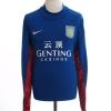 2011-12 Aston Villa Goalkeeper Shirt Given #1 M