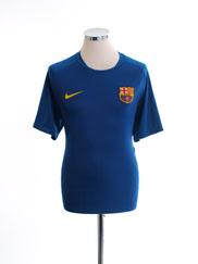 2011-12 Barcelona Training Shirt M