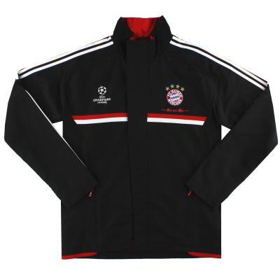 2011-12 Bayern Munich adidas Champions League Presentation Jacket XL