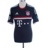 2011-12 Bayern Munich CL Third Shirt Petersen #9 S