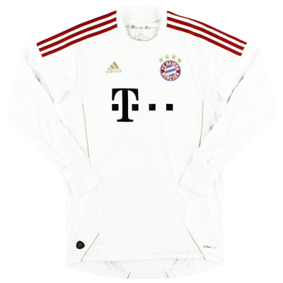 2011-12 Bayern Munich Goalkeeper Shirt XL