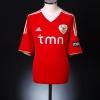 2011-12 Benfica Home Shirt Rui Costa #10 *As New* XL