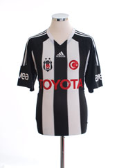 2011-12 Besiktas Cup Shirt *Mint* L