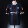2011-12 Birmingham Away Shirt Beausejour #11 S