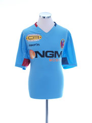 2011-12 Bologna Third Shirt XL