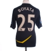 2011-12 Bolton Away Shirt Boyata #25 M