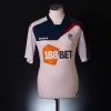 2011-12 Bolton Home Shirt M