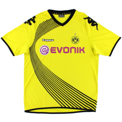 2011-12 Borussia Dortmund Home Shirt XL