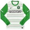 2011-12 Celtic Nike Away Shirt Lennon #18 L/S S