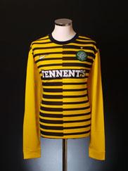 2011-12 Celtic Third Shirt L/S *As new* L