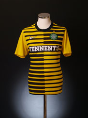 2011-12 Celtic Third Shirt XXL